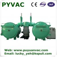 Wholesale Double Chambers  Vacuum Brazing Furnace     PYVAC from china suppliers