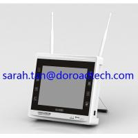 """Home Security 4CH Wireless NVR with 11"""" HD LCD Display Monitor"""