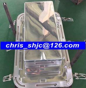 aluminum rotational mold for cooler box