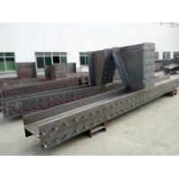 Quality Pre - Fabricated Warehouse Steel Frame With Steel Floor Decks Power Produce House for sale