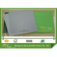 Recycled Mixed Pulp Grey Chipboard Paper Anti-Curl for Carton Box