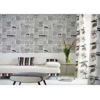 Quality Mediterranean European Style Wallpaper  Contemporary And Contracted TV Wall Wallpaper For Children Room for sale