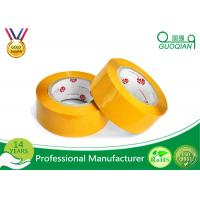 Quality Waterproof BOPP Packing Tape Professional 40mic Clear Waterproof Adhesive Tape for sale