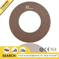 Wholesale High copper clutch facing for trucks from china suppliers