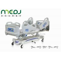 Quality Five Functions Electric Hospital Bed With Side Rails , MJSD04-05 Adjustable Hospital Beds for sale