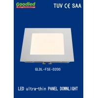 Wholesale Epistar Square Led Flat Panel Lights 180x180mm 10 Watts For Meeting Room from china suppliers
