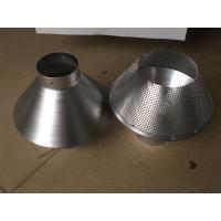 Small Metal Spinning Process Parts With Stainless Steel Or Aluminum Material