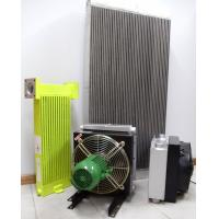 Quality air heat exchanger aliuminum crosserflow sensible and total heat plate core for sale