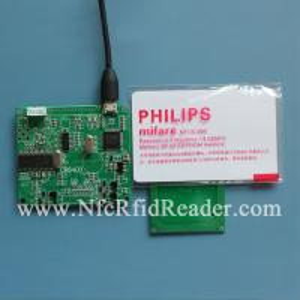 HF NFC 13 56 MHZ RFID Reader Module Mifare Ultralight For