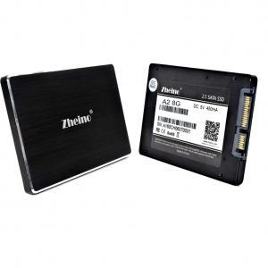RoHS MLC 8GB SATA Flash Disk , 0.22W Idle 2.5 Inch Internal Solid State Drive