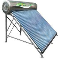 Quality NP-S stainless steel covered outside image solar water heaters for sale