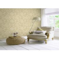 Quality Classical Non Woven Interior Design Wallpapers Washable With Embossed Surface for sale