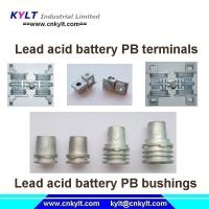 SLI lead acid Battery Injection Terminal Bushing Mould/Mold