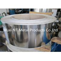 Corrosion Resistance AISI 300 Series 304 Stainless Steel Rolls For Hoop / Spare Parts