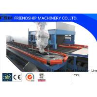 Wholesale 12000*12000mm PU Sandwich Panel Production Line With PLC Control System from china suppliers