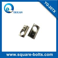 Wholesale half round nut slot 6, ball nut for aluminum slot from china suppliers