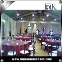 China wholesale pipe and drape wedding stage backdrop decoration used pipe and drape wedding ceiling drape