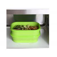 Quality Square Oven Safe Food Storage Containers Heat Resistant Unbreakable Customized Color for sale