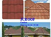 Quality 2017 new construction material  Bond Shingle tiles Corrugated Metal Roofing Sheets with installation guide for sale