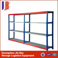 Wholesale metal steel Light Duty Racking System 3 tier shelves with Corrosion Protection from china suppliers