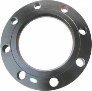 Steel backing ring