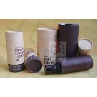 Buy Electronic Hookah Recycled Paper Tube Storage Container Recyclable at wholesale prices