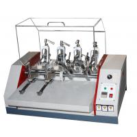 Wholesale SATRA TM92 Footwear Testing Equipment For Flexing Resistance Test For 2 Pairs Shoes from china suppliers