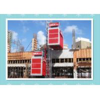 Quality Bridge Construction Lift Passenger Hoist and Material Lift Elevator For Building for sale