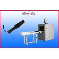 Buy cheap Auto Alarm 0.22 M / S Airport Baggage X Ray Machines for Security Chenck XST from wholesalers