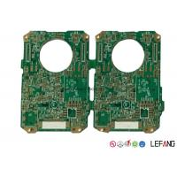 Rogers RoHS ENIG Integrated Multilayer PCB Board 8 Layers Anticorrosive
