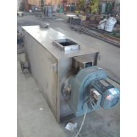 Buy cheap Stainless Steel / Carbon Steel Spiral Press Rotary Bar Screen For Material Dewatering from wholesalers