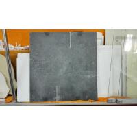 Buy Black Color Refractory Kiln Shelves , Fireproof Silicon Carbide Plate SGS at wholesale prices