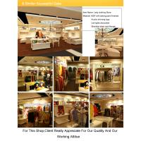 1d8e0671 Customized high quality baby kids clothes store interior design of  ec91139795