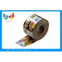 Quality Combo - Pack Heat Plastic Stretch Sleeve Labels , PET Plastic Sheet Shrink Film for sale