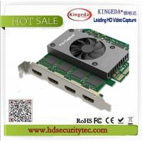 HDMI Video Capture Card with 1080P 60fps HD Video To PCI-e