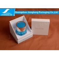 Quality Offset Printing Paper Cosmetic Packaging Boxes , Skin Care Cream Packing Boxes for sale