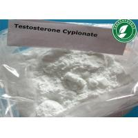 58-20-8 Testosterone Cypionate Raw Steroid Powders Testosterone Cyp Synthetic For Men
