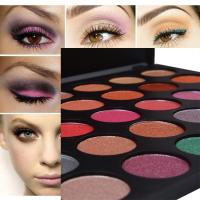Private Label Eyeshadow Palette With 35 Foiled Colors , Eye Makeup Eyeshadow