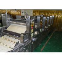 Quality 50HZ Frequency Instant Noodle Line  , Industrial Noodle Making Equipment for sale
