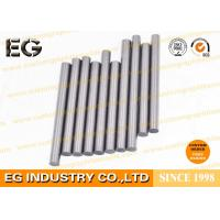 Buy Electrode Carbon Graphite Rods Small Fine Extruded With High Pressure Resistance at wholesale prices