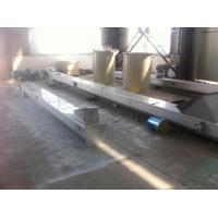 Buy cheap Stainless Steel Shaft Screw Conveyor Wastewater Bar Screen For Material Handing Equipment from wholesalers