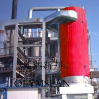 Wholesale Vertical Thermal Oil Heating Boiler , Industrial Oil Fired Horizontal from china suppliers