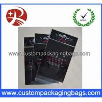 Clear Header Custom Packaging Bags Plastic OPP Recycled For Crafts