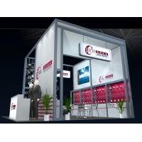 Wholesale Custom Portable Truss Trade Show Displays , 5m*5m Exhibition Display Stands from china suppliers