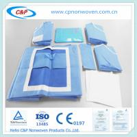 Wholesale Productive Disposable Surgical Abdominal Drape Pack from china suppliers