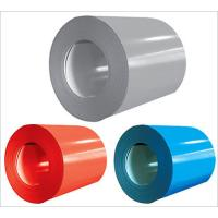 Scratch - Resistance Color Coated Coils Aluminum Alloy 1100 For Door Frames / Panels