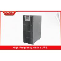Buy cheap Reliable 3 phase Online High Frequency UPS Uninterruptible Power Supply 20KVA/18KW from wholesalers