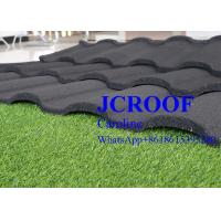 Quality Anti-corrossion 0.4mm aluminium-zinc Korea stone roof Corrugated Metal Roofing Sheets with free sample for sale