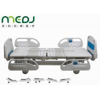 Quality ICU Electric Hospital Bed , Multifunctional Electric Medical Bed Sickbed for sale