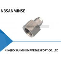Buy cheap BF Push On Fitting Pipe Connection Pipe Fitting Tube Connector Fitting Sanmin from wholesalers